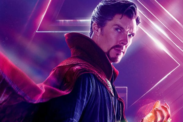 Huzzah! The 'Doctor Strange' Sequel is Definitely Happening with Benedict Cumberbatch Returning