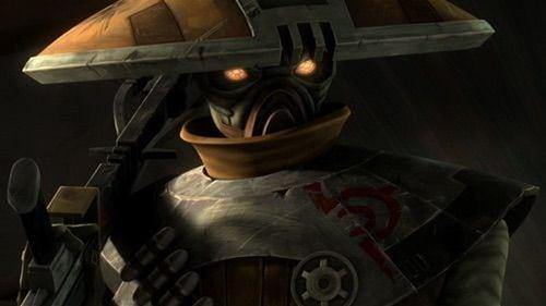 The Clone Wars bounty hunter Embo arrives in Star Wars