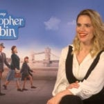 Exclusive Interviews – Hayley Atwell, director Marc Forster and Jim Cummings on Disney's Christopher Robin