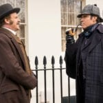 Will Ferrell and John C. Reilly are Holmies on first Holmes and Watson poster
