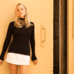 First look at Margot Robbie as Sharon Tate in Quentin Tarantino's Once Upon a Time in Hollywood