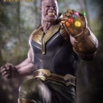 Thanos gets an Avengers: Infinity War Legacy Replica statue from Iron Studios