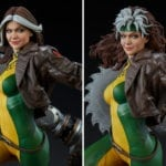 Rogue joins Sideshow's X-Men Collection with new maquette