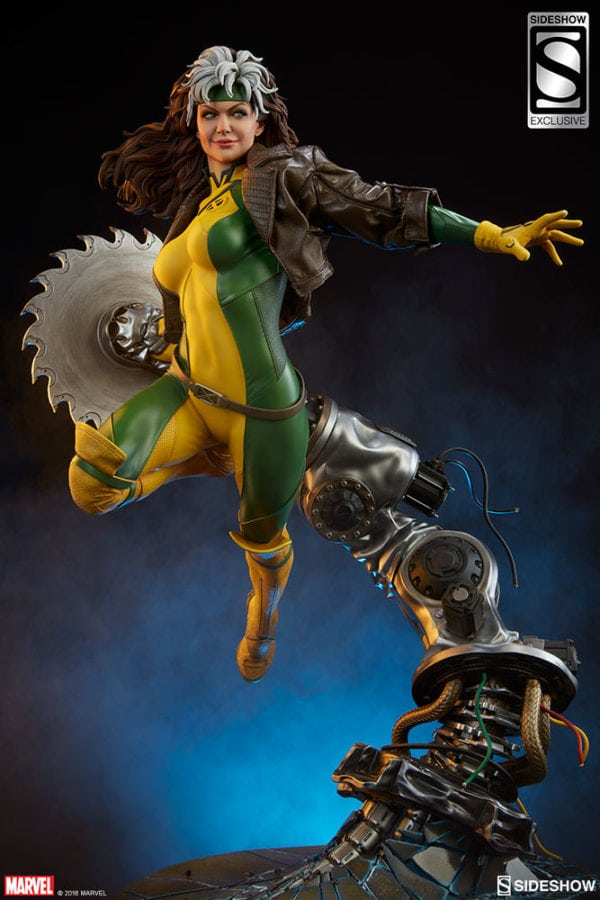 Rogue Joins Sideshow S X Men Collection With New Maquette
