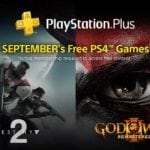 September 2018's PlayStation Plus free games revealed