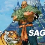 Sagat and G fight their way onto Street Fighter V: Arcade Edition today