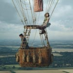 Felicity Jones and Eddie Redmayne take to the sky in first image from The Aeronauts