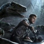 Jurassic World originally opened with a Raptor pack jumping from a helicopter