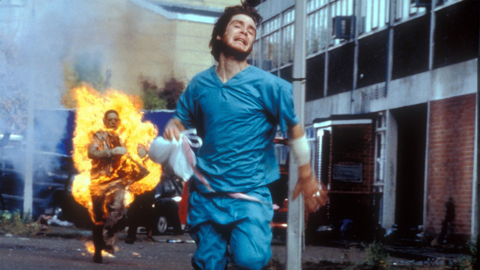 """Danny Boyle has a """"wonderful idea"""" for another 28 Days Later sequel"""