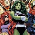 Wonder Woman writer developing female superhero team series for Marvel and ABC