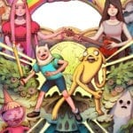 First-look preview of Adventure Time Season 11 #1