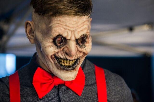 Abel Vang Horror Movie