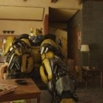 New images from Transformers spinoff Bumblebee
