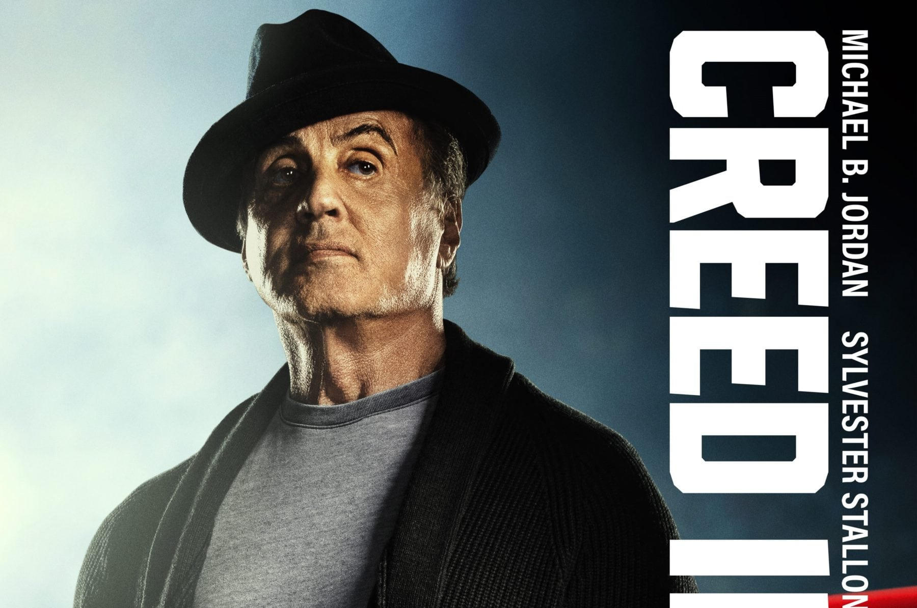 sylvester stallone on reprising rocky role for creed ii and passing