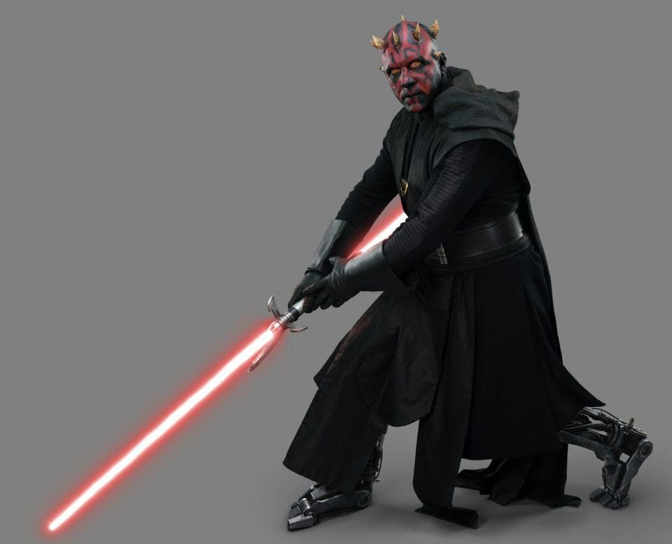 Darth Maul actor Ray Park responds to fat comments aimed at his Solo: A Star War...