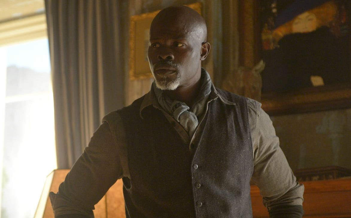 Djimon Hounsou replaces Brian Tyree Henry in A Quiet Place: Part II