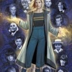 First-look preview of Doctor Who: The Thirteenth Doctor #0