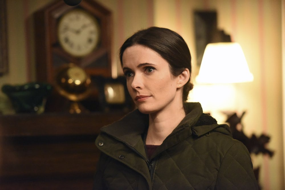 Grimm Actress Elizabeth Tulloch Cast As Lois Lane In