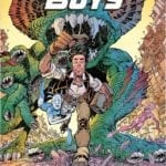 First-look preview of Image's Errand Boys #1