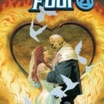 Wedding bells will ring in Fantastic Four #5 this December