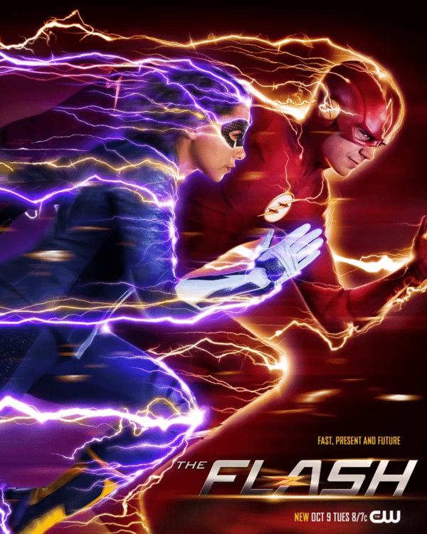 Ongekend The Flash season 5 gets an electrifying new poster and premiere images XM-12