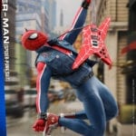 Spider-Punk gets a Video Game Masterpiece Series figure from Hot Toys