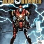 Preview of Infinity Warps: Iron Hammer #1