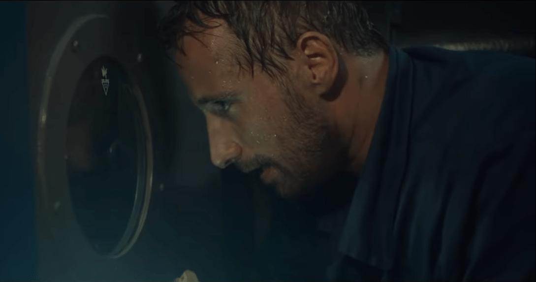 First trailer for submarine thriller Kursk starring Matthias