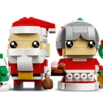 LEGO's Thanksgiving and Christmas Seasonal BrickHeadz revealed