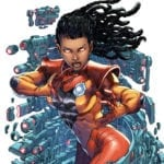 First-look preview of Valiant's Livewire #1