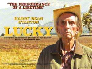 Movie Review – Lucky (2017)