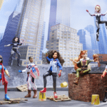 Hasbro unveils new Marvel Rising products featuring Squirrel Girl, Ms. Marvel, Ghost Spider and more