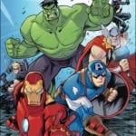 IDW announces creative team for Marvel Action: Avengers all-ages comic book series