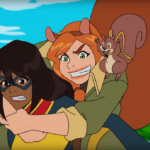 Ms. Marvel and Squirrel Girl featured in new Marvel Rising: Secret Warriors clip
