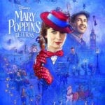 New poster for Mary Poppins Returns