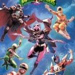 Beyond the Grid begins in Mighty Morphin Power Rangers #31