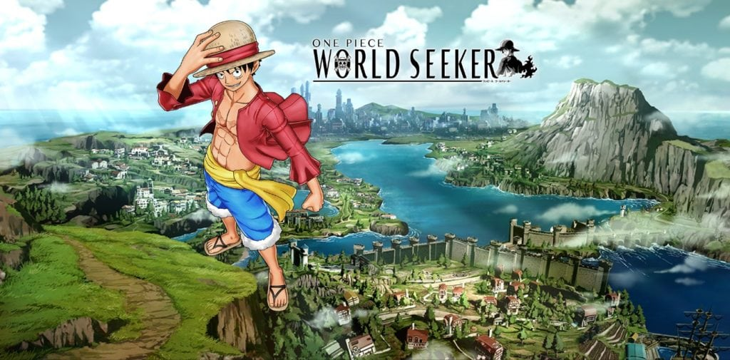 One Piece: World Seeker gets a new trailer