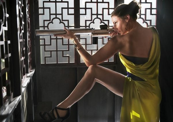 Rebecca Ferguson confirms Ilsa Faust return in Mission: Impossible 7