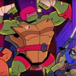 Rise of the Teenage Mutant Ninja Turtles gets a wild new trailer