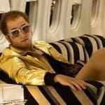 Taron Egerton is Elton John in first Rocketman image