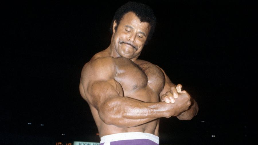 Biopic of The Rock's father Rocky Johnson in development
