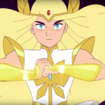 First teaser trailer for She-Ra and the Princesses of Power
