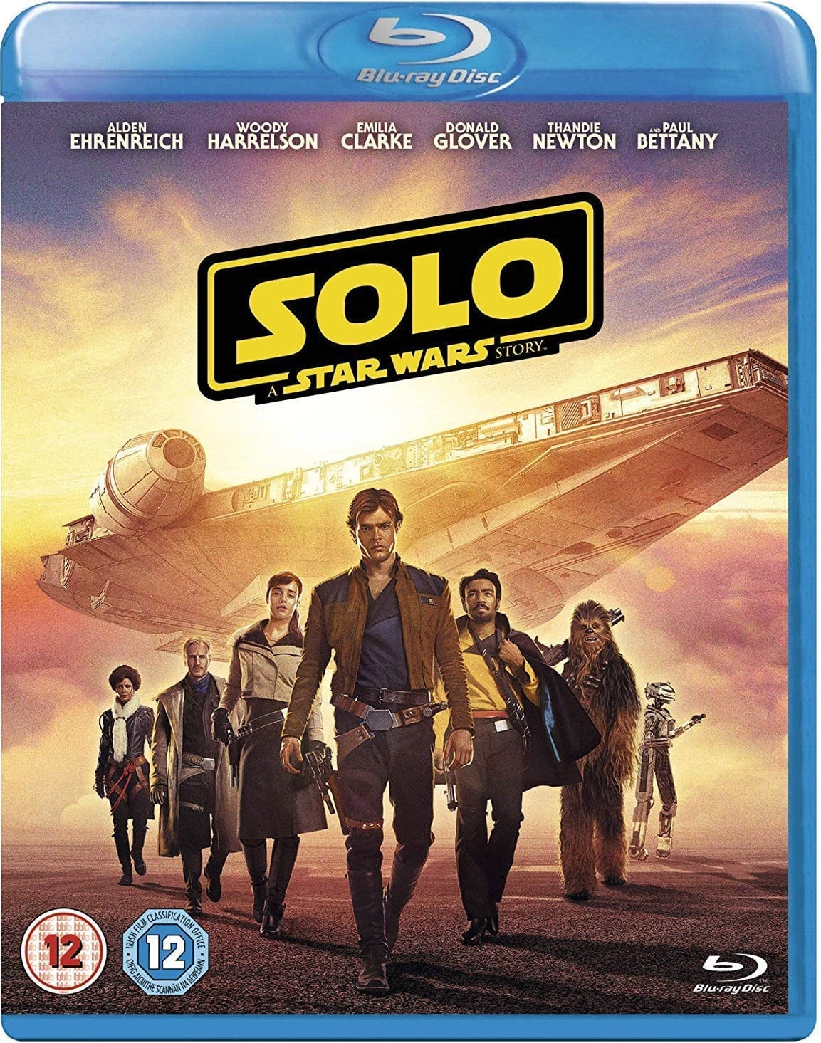 Blu-ray Review – Solo: A Star Wars Story (2018)