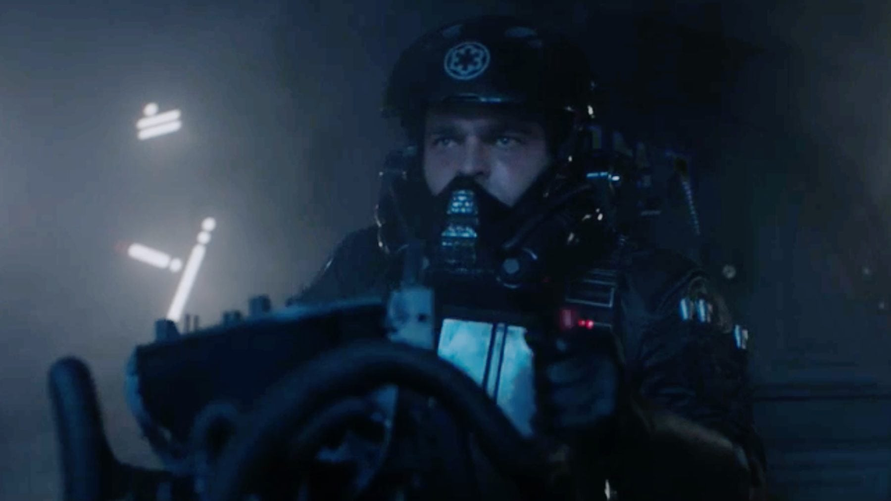Han trains as a TIE pilot in deleted Solo: A Star Wars Story scene