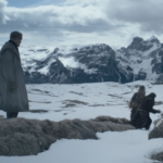 Han and Chewie have a snowball fight in Solo: A Star Wars Story deleted scene
