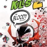 Image Comics announces Spawn Kills Everyone Too