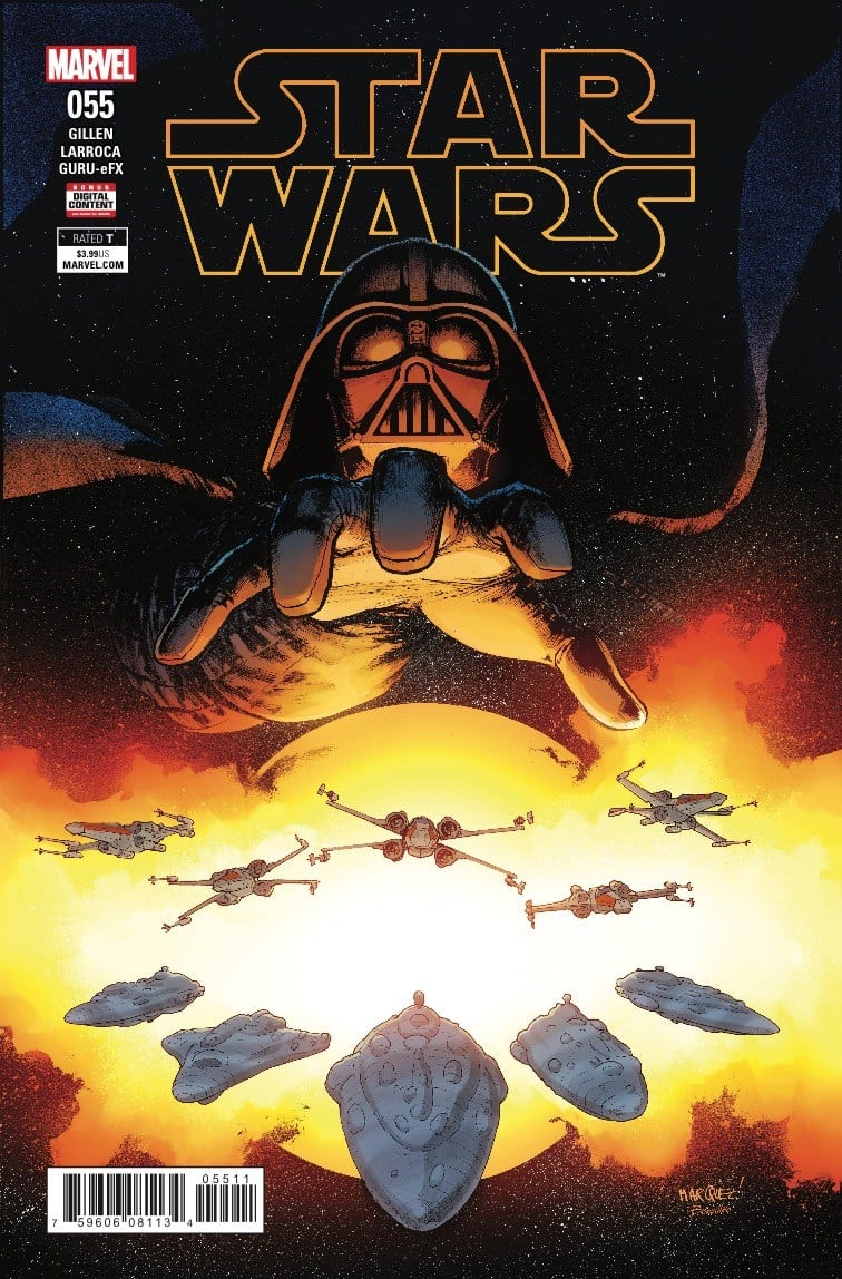 Preview of Star Wars #55