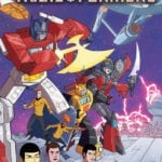 Preview of Star Trek vs. Transformers #1