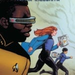 Comic Book Review – Star Trek: The Next Generation: Terra Incognita #3