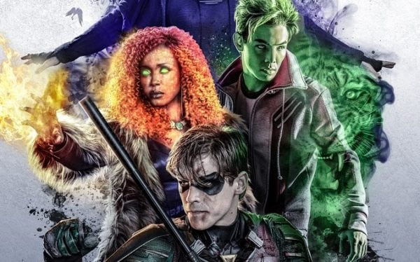 Titans to Premiere on Netflix Internationally